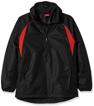 Trutex Boy's Akoa Rain Track Jacket,(Manufacturer Size:X-Small)