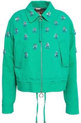 46a1aebf5 Matelasse Jacket - ShopStyle