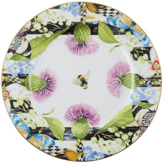Mackenzie Childs Mackenzie-Childs Thistle and Bee Charger (32cm)