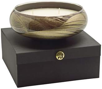 Esque Northern Lights Ebony Bowl Candle