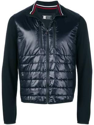 Ermenegildo Zegna panelled padded jacket