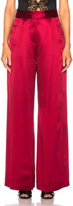 Michelle Mason Wide Leg Trouser