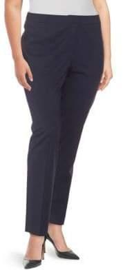 Lafayette 148 New York Virgin Wool Blend Pants
