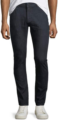 DL1961 Premium Denim Hunter Dark-Wash Skinny Jeans