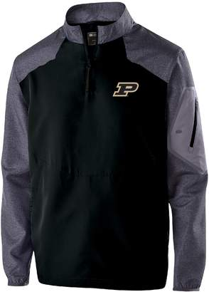 Men's Purdue Boilermakers Raider Pullover Jacket