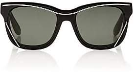 Givenchy Women's 7028/S Sunglasses-Black, Gray green
