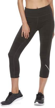 91f95d532c3d0 ... Fila Sport Women's SPORT Fleece Mid-Rise Capri Leggings