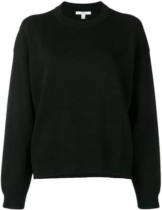 Dagmar long-sleeve fitted sweater