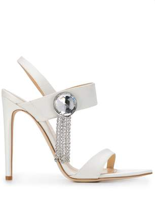 68c340abd8dd Embellished High Heel Sandals - ShopStyle UK