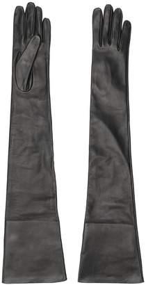 Max Mara long gloves
