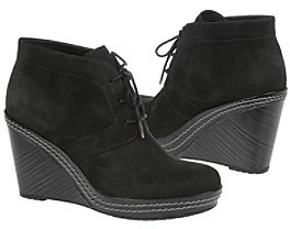 "Dr. Scholl's Dr Scholls Bethany"" Casual Wedge Boots"