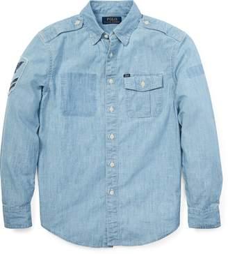 Ralph Lauren Chambray Utility Shirt