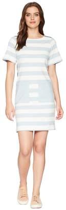 Joules Seren Jersey/Woven Mix Dress Women's Dress