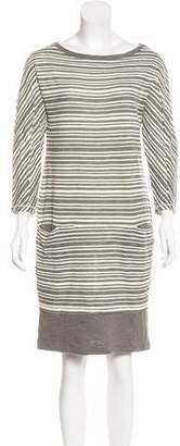 Rag & Bone Striped Mini Dress