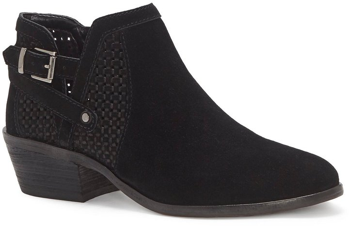 Vince Camuto Pamma Suede Booties