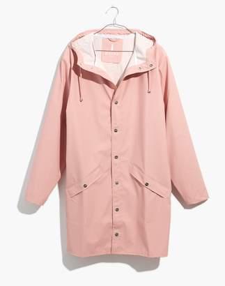 Madewell RAINS Unisex Long Rain Jacket