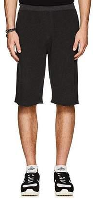 ATM Anthony Thomas Melillo Men's Cotton Terry Shorts - Gray