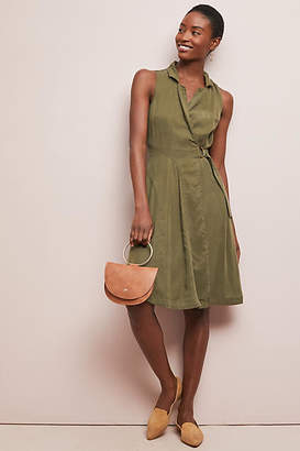 From the Heart of Building 18 Hyannis Sleeveless Shirtdress