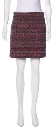Marc by Marc Jacobs Embroidered Mini Skirt