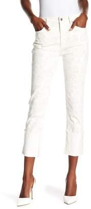 Rachel Roy Rachel Floral Skinny Jeans