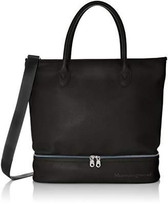 Munsingwear (マンシングウェア) - [トートバッグ]トートバッグ BK00(ブラック)