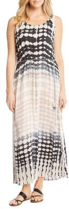 Karen Kane Tie Dye Knit Maxi Dress