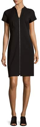 Lafayette 148 New York Women's Lottie Zippered Dress