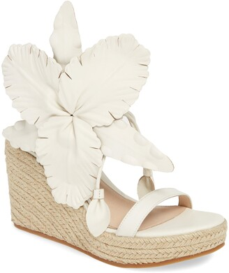 Cecelia New York Lily Platform Wedge Sandal