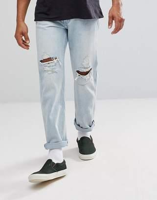 Levi's Levis Line 8 Line 8 Straight Jeans Social Studies