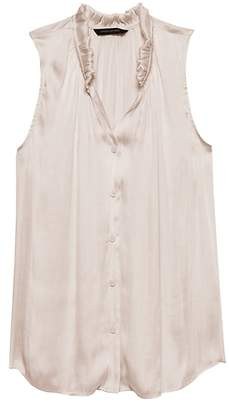 bcbed6bbdb7 Ruffle Top White Pink - ShopStyle Canada