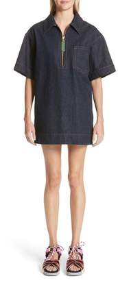 Marc Jacobs Denim Tunic Dress