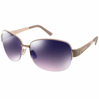 ROCAWEAR Rocawear Square UV Protection Sunglasses-Womens $28 thestylecure.com