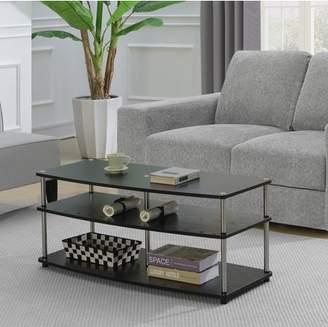 Convenience Concepts Designs2Go No Tools Coffee Table