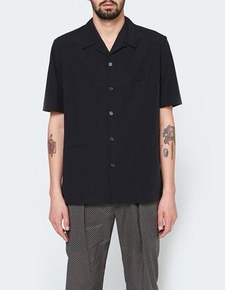 Three Pocket Shirt in Black $414 thestylecure.com