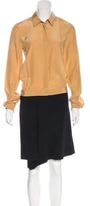 Reed Krakoff Knee-Length Paneled Dress