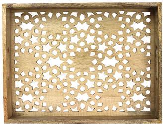 Mela Artisans Marrakech Star Lattice Tray