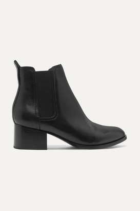 Rag & Bone Walker Leather Chelsea Boots - Black