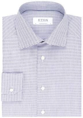Eton Mini Check Shirt