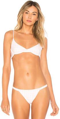 SKYE & staghorn Bralette Bikini Top