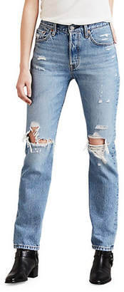 Levi's 501 Search and Destroy Original Cotton Jeans