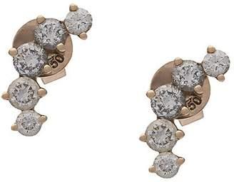 Anita Ko Arc diamond studs
