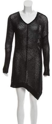 Helmut Lang Wool Knit Dress