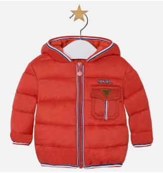 Mayoral Sporty Puffer Coat