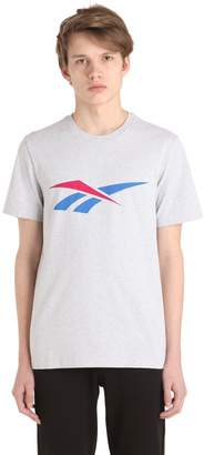 Reebok Classics 90s Print Cotton Jersey T-shirt