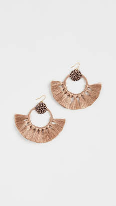 Deepa Gurnani Deepa by Natalie Earrings