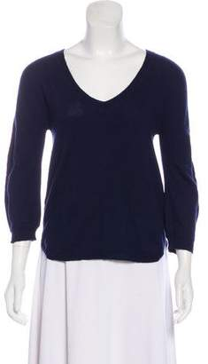Malo Long Sleeve Cashmere Sweater