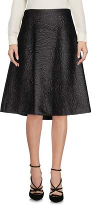 ANONYME DESIGNERS Knee length skirts - Item 35338186PJ