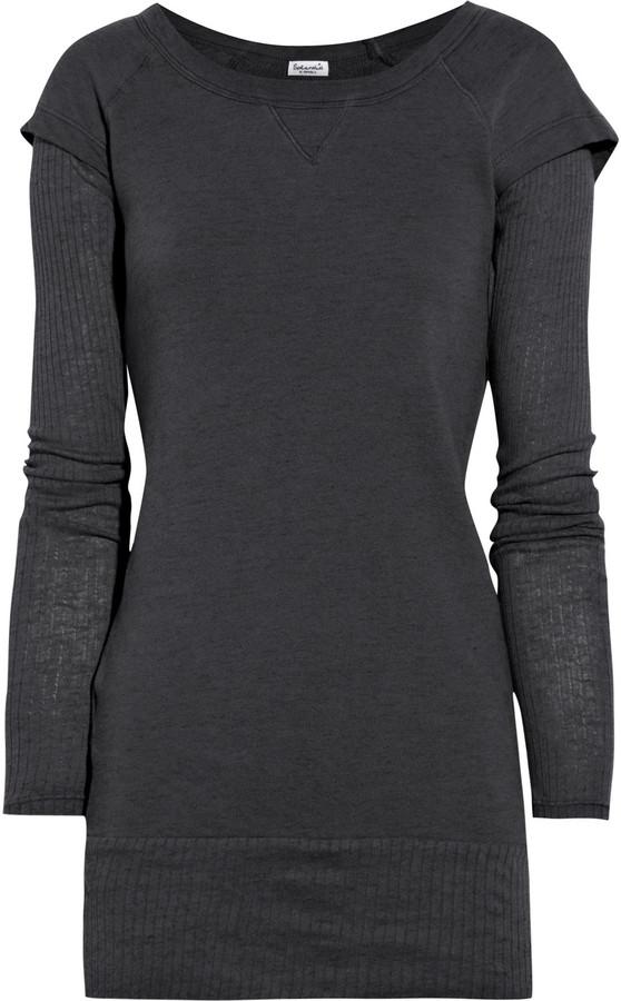 Splendid Double-layered cotton top