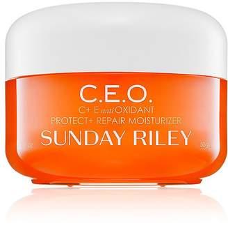 Sunday Riley Women's C.E.O C + E antiOXIDANT Protect + Repair Moisturizer $65 thestylecure.com