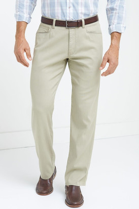 """Tommy Bahama Collins Straight Leg Pant - 32-34\"""" Inseam $128 thestylecure.com"""
